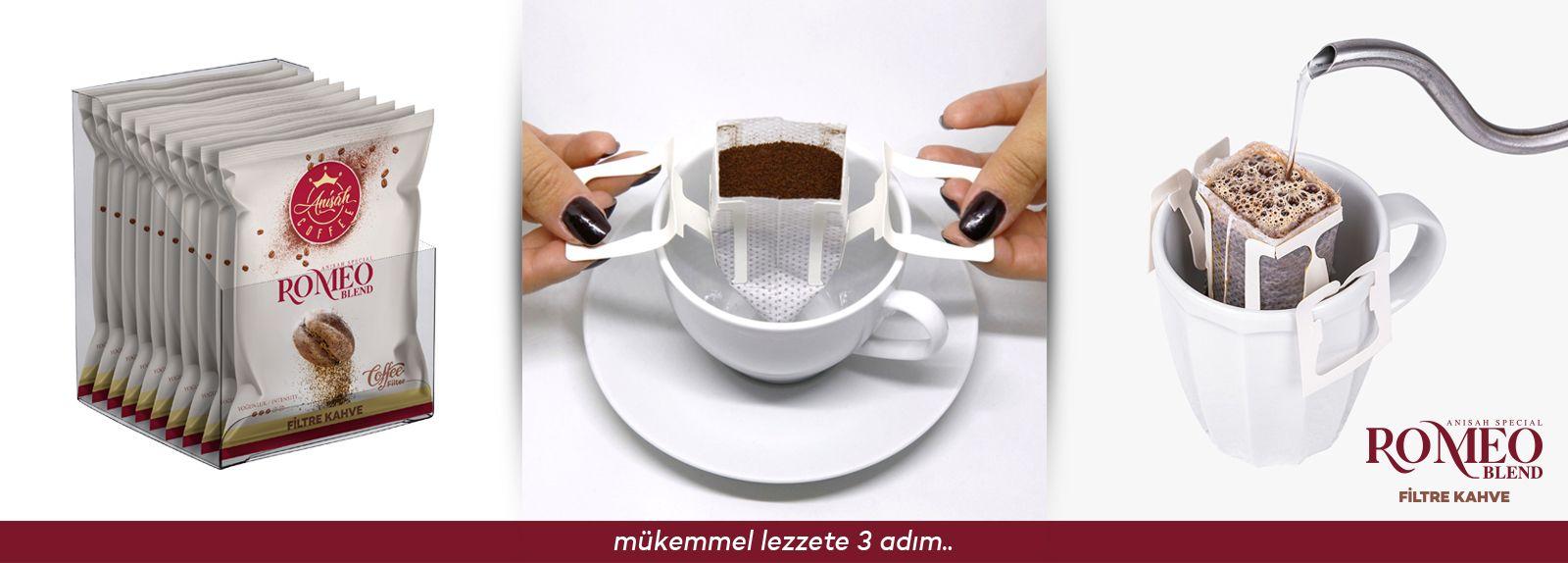Pratik Filtre Kahve
