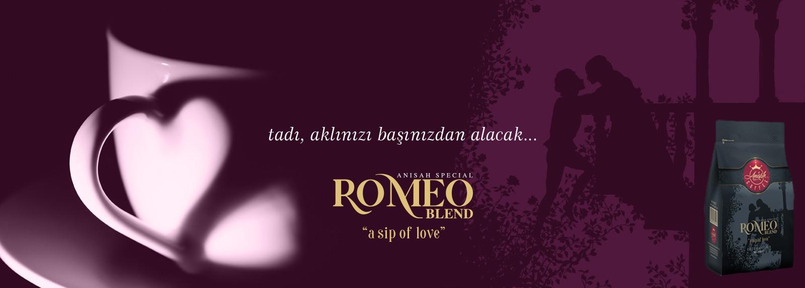 Romeo Blend Yeni Ambalajında